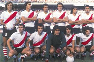 Equipo de 1974 - Soccer -  - Club Atlético River Plate -