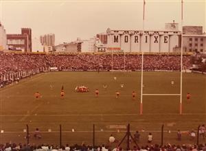 Pumas-Australia Ferro 1979 - Rugby -  - Selección Argentina de Rugby -