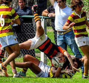 M15 fecha 5 a puro rugby - Rugby -  - Olivos Rugby Club - Belgrano Athletic Club