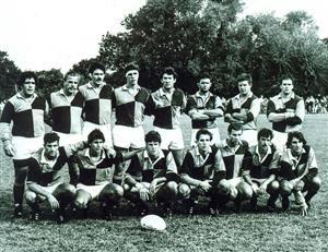 Equipo de 1992 - Rugby -  - Club Universitario de Buenos Aires -