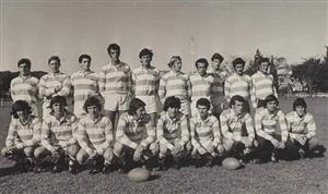 Pumitas 1974 - Rugby -  - Selección Argentina de Rugby -