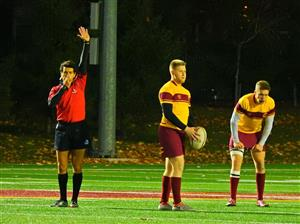 Sport Photo Book by Juan Alchourron - Rugby -  - Université Concordia - 2017/Nov/12