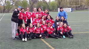 - American football -  - École internationale de Montréal -