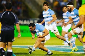 Agustin en modo 'animal' - Rugby -  -  -