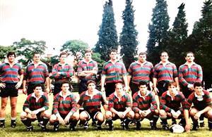 Equipo de 1987 - Rugby -  - Seleccionado de Buenos Aires -
