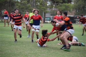 Deportiva Francesa vs Olivos M18 - Rugby -  - Asociación Deportiva Francesa - Olivos Rugby Club
