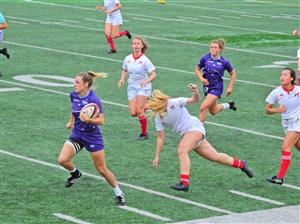 Sport Photo Book by Juan Alchourron - Rugby - Going for the try - Université McGill - 2021/Sep/11