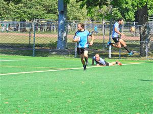 Sport Photo Book by Juan Alchourron - Rugby - That's a try! - Montreal Wanderers Rugby Football Club - 2021/Aug/14
