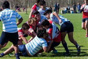 - Rugby - M16 - Areco Rugby Club - Club Atlético Banco de la Nación Argentina
