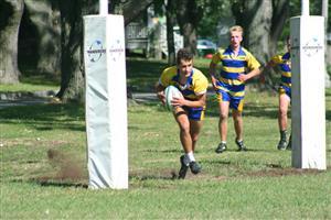 Sport Photo Book by Juan Alchourron - Rugby - Race #1 - Cegep John Abbott - 2021/Sep/12