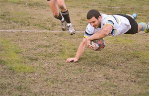 La primera del club se llevó un triunfo contra  San Jose  21-17 y ya se ubica en el 3er puesto - Rugby - Superior (M) - Los Cedros -
