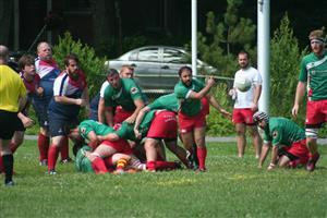 On ouvre les 3/4 - Rugby -  - Rugby Club de Montréal - Ormstown Saracens RFC