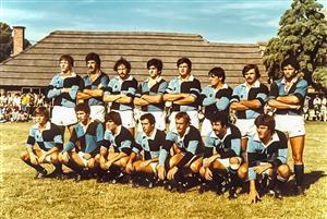Equipo de 1985 - Rugby -  - Club Universitario de Buenos Aires -