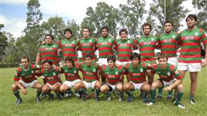 Equipo de 2011 - Rugby -  - Huirapuca Social Club - 2011/Jun/01