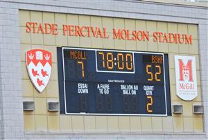 Sport Photo Book by Juan Alchourron - Rugby - Final result - Université McGill - 2021/Sep/11