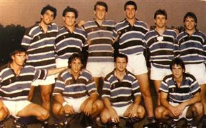 Equipo Subcampeón del Primer Seven UAR - Rugby -  - Liceo Naval -