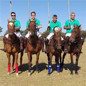 Torneo 13 de Caballeria, equipo Metalfor - Polo -  -  -