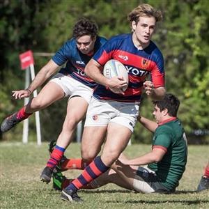 49 a 14 para el Club la Tablada, frente al Jockey de Villa Maria - Rugby -  - Jockey Club - Club La Tablada
