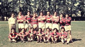 4ta division 1970 - Rugby -  - Curupaytí Club de Rugby -