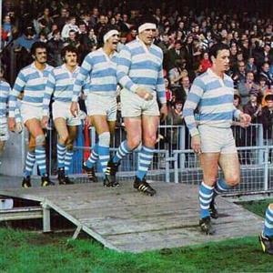 - Rugby -  - Selección Argentina de Rugby - 1976/Oct/01