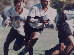 Sport Photo Book by Patricio Bonaventura - Rugby - Levantandose del scrum - Los Cedros - 1996/Oct/10
