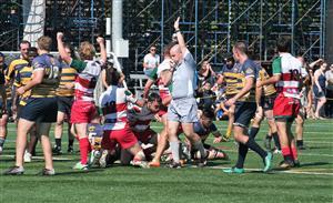 Sport Photo Book by Juan Alchourron - Rugby -  - Rugby Club de Montréal - 2018/Sep/15