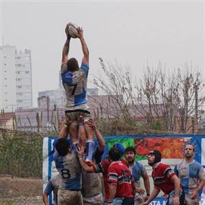 Alto line - Rugby -  - Centro Naval -