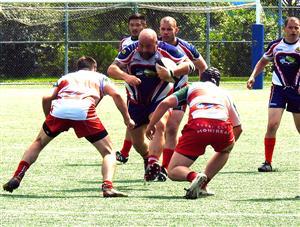 Full Power - Rugby -  - Rugby Club de Montréal - Barrhaven Scottish RFC