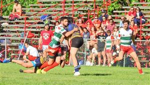 Inception tackling - Rugby -  - Rugby Club de Montréal - Town of Mount Royal RFC