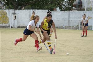 Almirante Brown recibió a Pueyrredon en Isidro Casanova - Field hockey -  - Almirante Brown - Pueyrredón Rugby Club