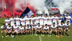Equipo de 2018 - Rugby -  - Natación y Gimnasia - 2018/Mar/05