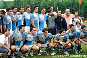 Equipo de 2012 - Rugby -  - Centro Naval -