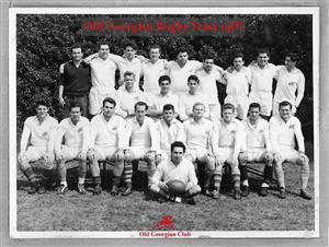 Equipo de 1963 - Rugby -  - Old Georgian Club -