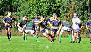 Sport Photo Book by Juan Alchourron - Rugby -  - Town of Mount Royal RFC - 2018/Sep/08