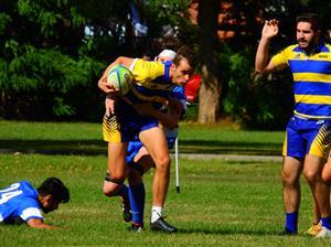 Sport Photo Book by Juan Alchourron - Rugby - Power - Cegep John Abbott - 2021/Sep/12