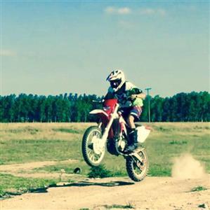Casi en cuero - Motorcycle racing -  -  -