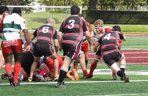 Final à Concordia University - Rugby -  - Rugby Club de Montréal - Westmount Rugby Club
