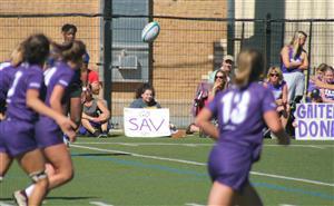 Sport Photo Book by Juan Alchourron - Rugby - Go SAV Go !! #8 - Université Bishop - 2021/Sep/19