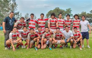 Equipo de 2014 - Rugby -  - Lince Rugby Club - 2014/Feb/25