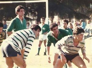 Sanfer - Hurling 12-09-1987 - Rugby - M23 (M) - Club San Fernando - Hurling Club