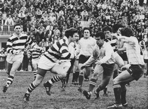 Righentini, Marcelo - Rugby -  - Club Atlético de San Isidro - 1990/Jul/12