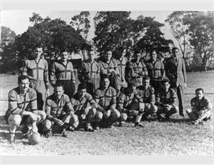 Equipo de 1944 - Rugby -  - Cardenales Rugby Club - 1944/Jun/01