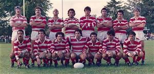 Equipo de 1985 - Rugby -  - Asociación Alumni -