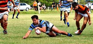 Parece que fué try - Rugby -  - Liceo Naval -