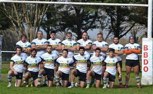 Equipo de 2018 - Rugby - Superior (M) - Los Cedros -