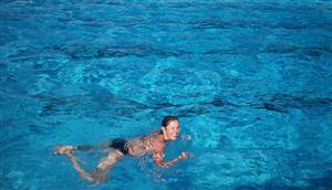 Une baignade d'été - Swimming -  - Stade Olympique Maubourguetois -