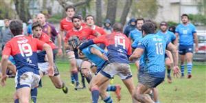 Asociación Deportiva Francesa jugando contra Quilmes - Rugby -  - Asociación Deportiva Francesa -