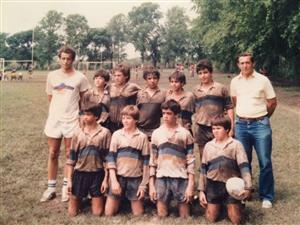 Equipo de 5ta division 1982... mas o menos - Rugby -  - Los Cedros -