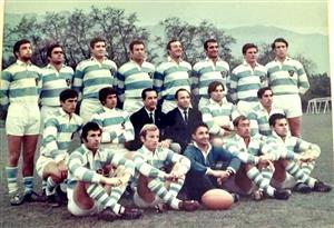 Equipo 1969 - Campeonato Sudamericano (Chile) - Rugby -  - Selección Argentina de Rugby -
