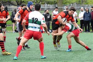 - Rugby - Senior (M) - Beaconsfield Rugby Football Club - Rugby Club de Montréal